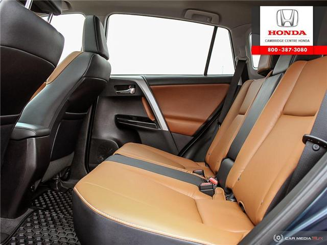 2017 Toyota RAV4 Limited (Stk: 19720A) in Cambridge - Image 24 of 27
