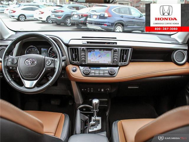 2017 Toyota RAV4 Limited (Stk: 19720A) in Cambridge - Image 25 of 27