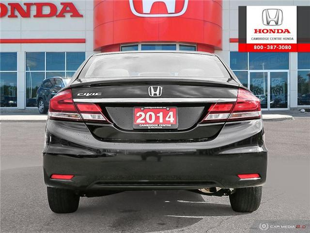 2014 Honda Civic LX (Stk: 18702B) in Cambridge - Image 5 of 27