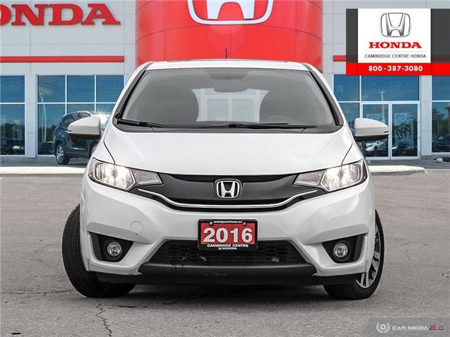 2016 Honda Fit EX-L Navi (Stk: U4946) in Cambridge - Image 2 of 27