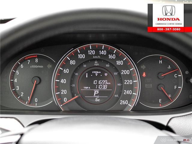 2016 Honda Accord Sport (Stk: 19673A) in Cambridge - Image 15 of 27