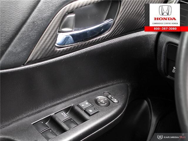 2016 Honda Accord Sport (Stk: 19673A) in Cambridge - Image 17 of 27