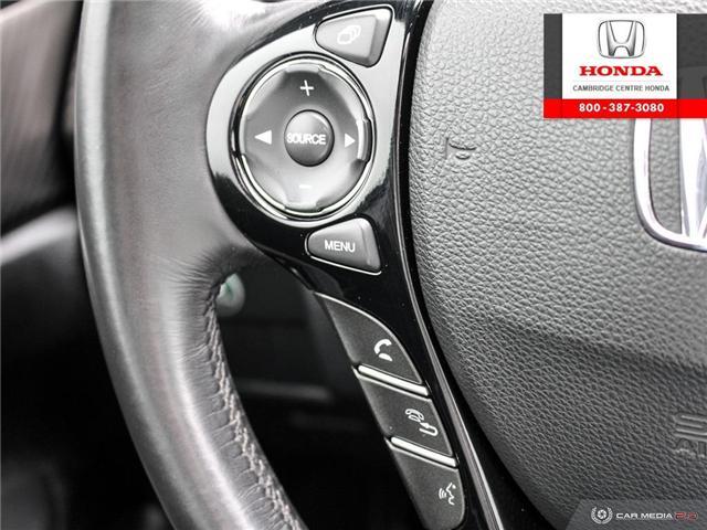 2016 Honda Accord Sport (Stk: 19673A) in Cambridge - Image 18 of 27