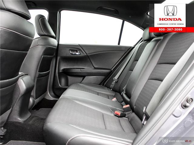 2016 Honda Accord Sport (Stk: 19673A) in Cambridge - Image 24 of 27
