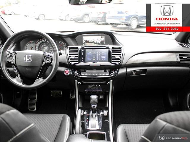 2016 Honda Accord Sport (Stk: 19673A) in Cambridge - Image 25 of 27