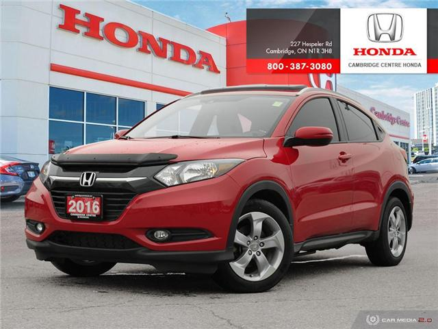 2016 Honda HR-V EX-L (Stk: 19653A) in Cambridge - Image 1 of 27