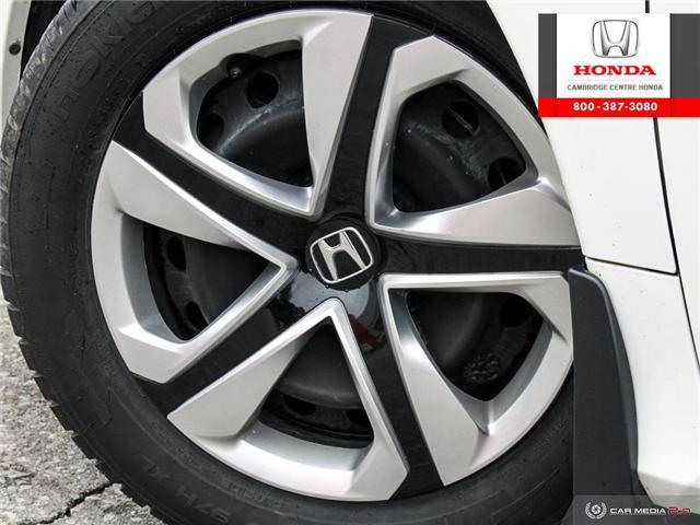 2016 Honda Civic LX (Stk: 19292A) in Cambridge - Image 6 of 27