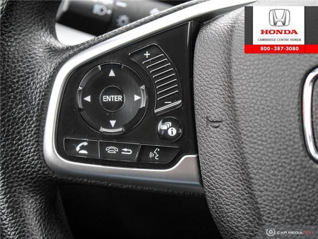 2016 Honda Civic LX (Stk: 19292A) in Cambridge - Image 18 of 27