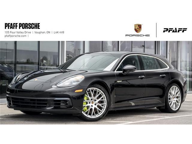 2018 Porsche Panamera 4 e-Hybrid Sport Turismo (Stk: P13849) in Vaughan - Image 1 of 22