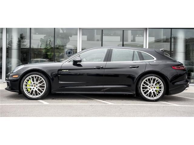 2018 Porsche Panamera 4 e-Hybrid Sport Turismo (Stk: P13849) in Vaughan - Image 2 of 22