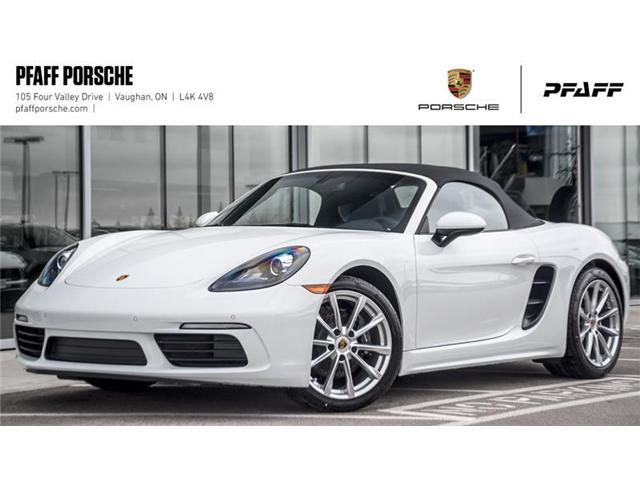 2019 Porsche 718 Boxster PDK (Stk: P14288) in Vaughan - Image 1 of 22