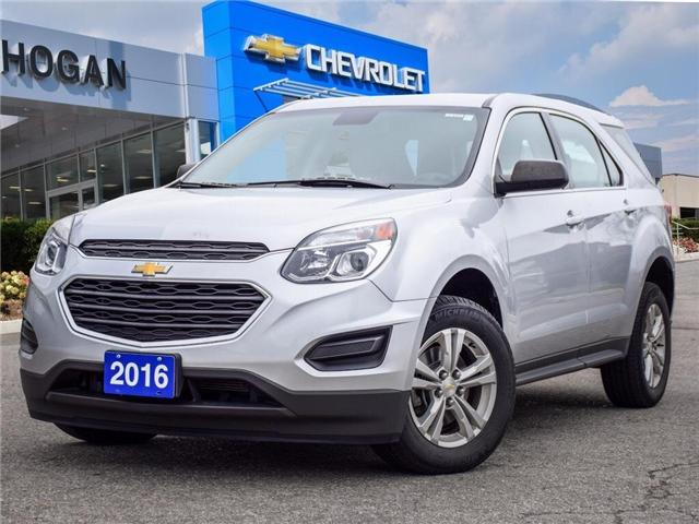 2016 Chevrolet Equinox LS (Stk: WN151072) in Scarborough - Image 1 of 25