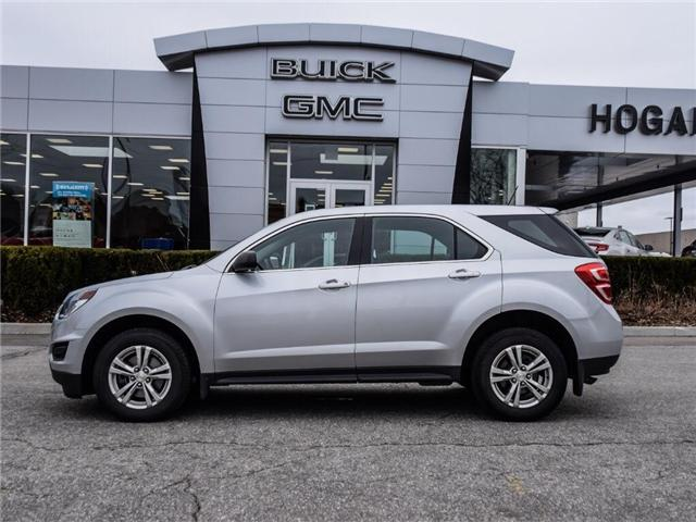 2016 Chevrolet Equinox LS (Stk: WN151072) in Scarborough - Image 2 of 25