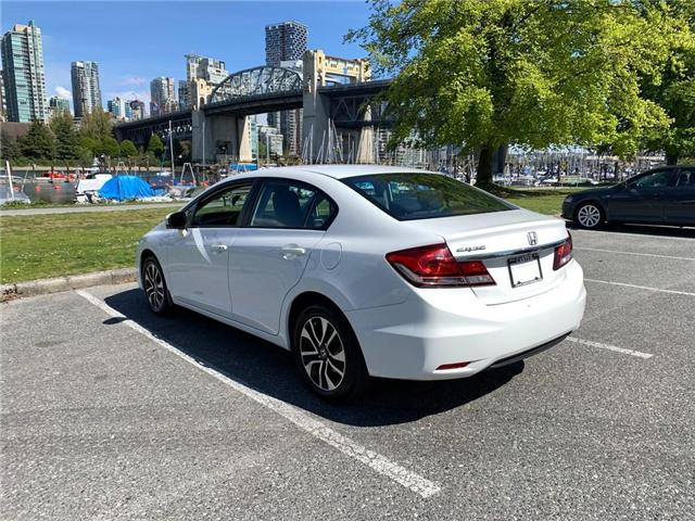 2015 Honda Civic EX (Stk: B68801) in Vancouver - Image 10 of 22