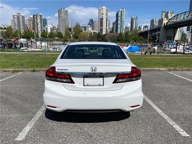 2015 Honda Civic EX (Stk: B68801) in Vancouver - Image 11 of 22