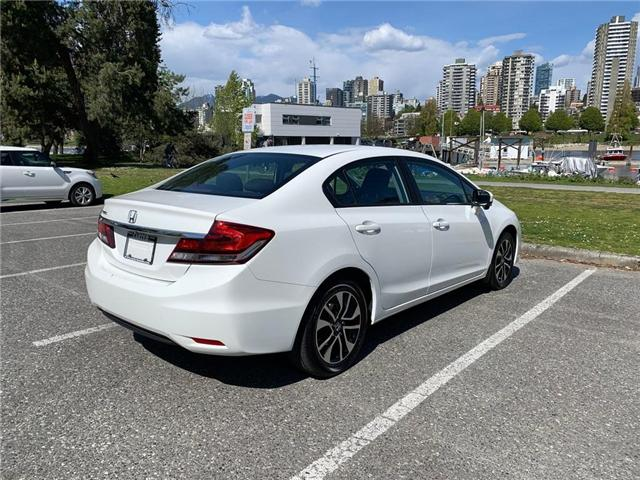 2015 Honda Civic EX (Stk: B68801) in Vancouver - Image 12 of 22