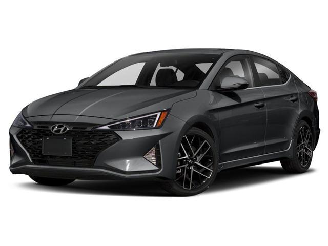 2019 Hyundai Elantra Sport (Stk: 828472) in Milton - Image 1 of 9