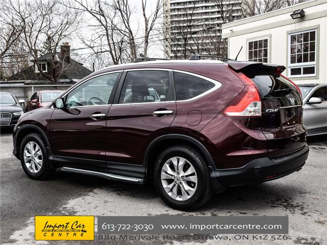 2013 Honda CR-V Touring (Stk: 114390) in Ottawa - Image 5 of 30
