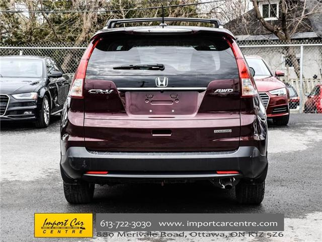 2013 Honda CR-V Touring (Stk: 114390) in Ottawa - Image 7 of 30