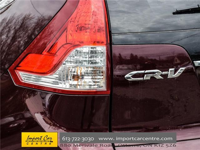 2013 Honda CR-V Touring (Stk: 114390) in Ottawa - Image 10 of 30