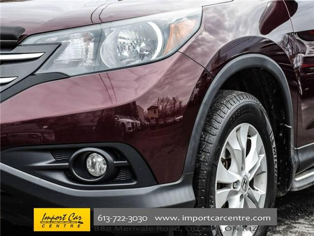 2013 Honda CR-V Touring (Stk: 114390) in Ottawa - Image 11 of 30