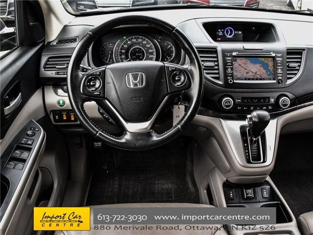 2013 Honda CR-V Touring (Stk: 114390) in Ottawa - Image 19 of 30