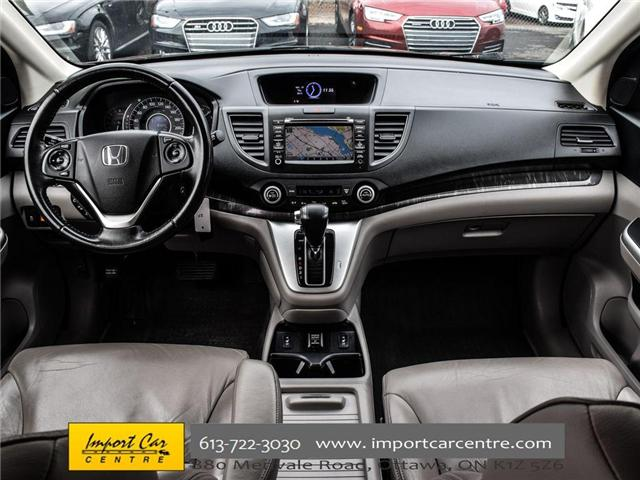 2013 Honda CR-V Touring (Stk: 114390) in Ottawa - Image 25 of 30