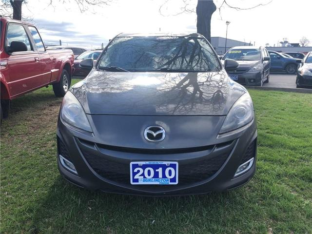 2010 Mazda Mazda3 GS- ONE OWNER, SPORT HATCHBACK (Stk: 180800A) in Burlington - Image 2 of 4