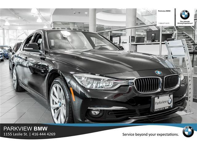 2016 BMW 328i xDrive (Stk: PP8454) in Toronto - Image 1 of 20