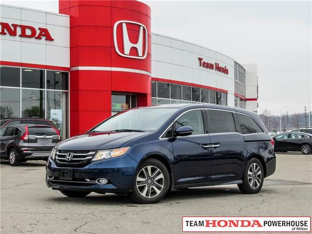2016 Honda Odyssey Touring (Stk: 3289) in Milton - Image 1 of 29