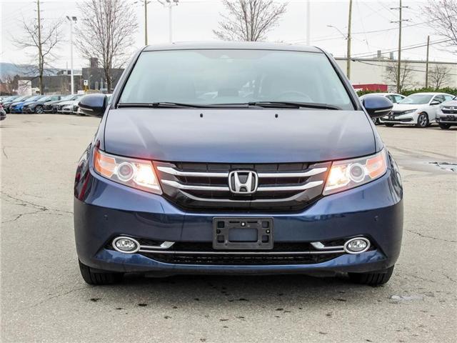 2016 Honda Odyssey Touring (Stk: 3289) in Milton - Image 2 of 29