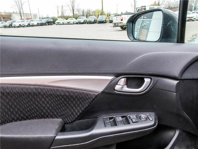 2015 Honda Civic EX (Stk: 3297) in Milton - Image 9 of 19