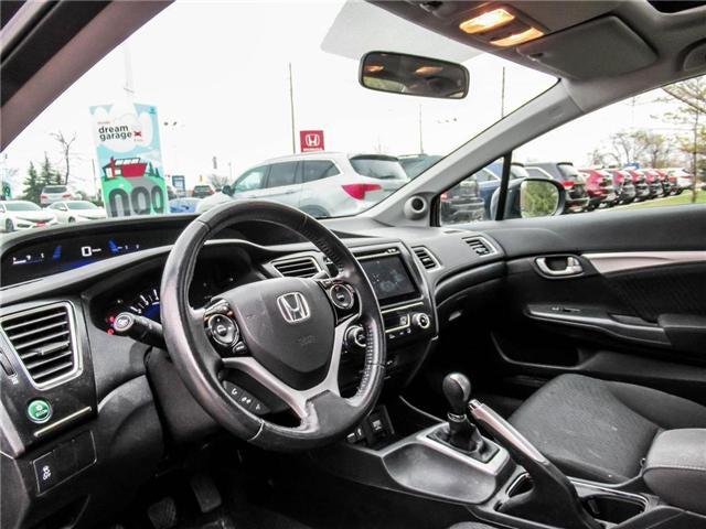 2015 Honda Civic EX (Stk: 3297) in Milton - Image 10 of 19
