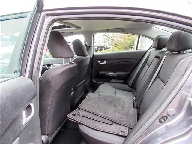 2015 Honda Civic EX (Stk: 3297) in Milton - Image 12 of 19