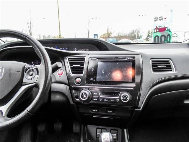 2015 Honda Civic EX (Stk: 3297) in Milton - Image 13 of 19
