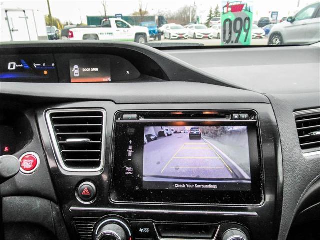 2015 Honda Civic EX (Stk: 3297) in Milton - Image 18 of 19
