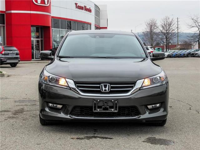 2015 Honda Accord EX-L (Stk: 3302) in Milton - Image 2 of 24