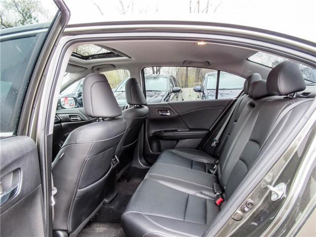 2015 Honda Accord EX-L (Stk: 3302) in Milton - Image 11 of 24