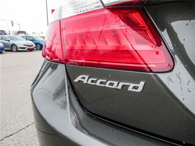 2015 Honda Accord EX-L (Stk: 3302) in Milton - Image 16 of 24