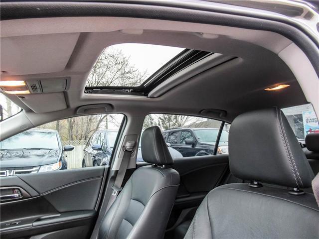 2015 Honda Accord EX-L (Stk: 3302) in Milton - Image 20 of 24