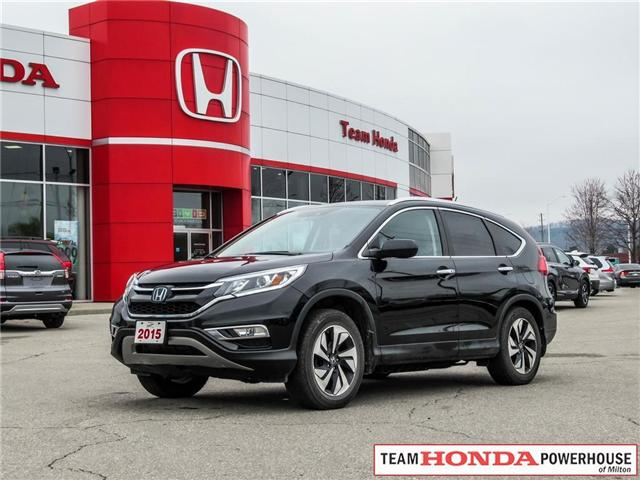 2015 Honda CR-V Touring (Stk: 3304) in Milton - Image 1 of 21