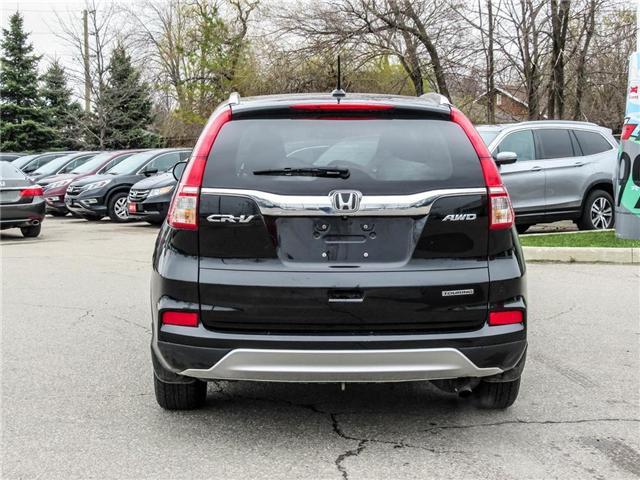 2015 Honda CR-V Touring (Stk: 3304) in Milton - Image 6 of 21