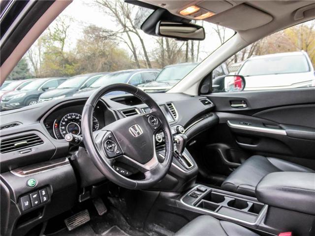 2015 Honda CR-V Touring (Stk: 3304) in Milton - Image 10 of 21