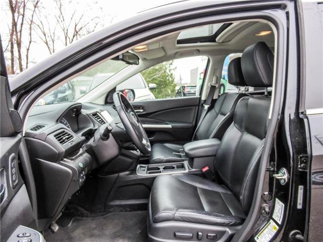 2015 Honda CR-V Touring (Stk: 3304) in Milton - Image 11 of 21