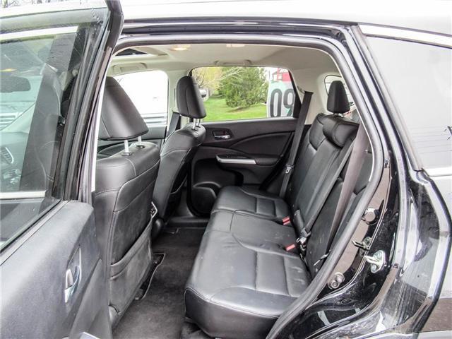 2015 Honda CR-V Touring (Stk: 3304) in Milton - Image 12 of 21