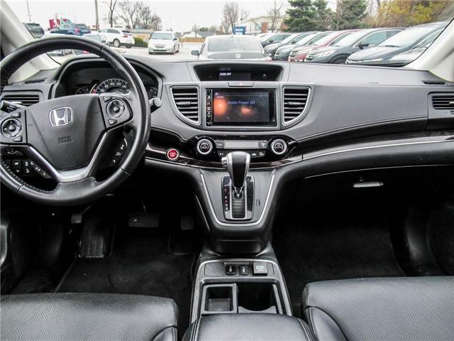 2015 Honda CR-V Touring (Stk: 3304) in Milton - Image 13 of 21
