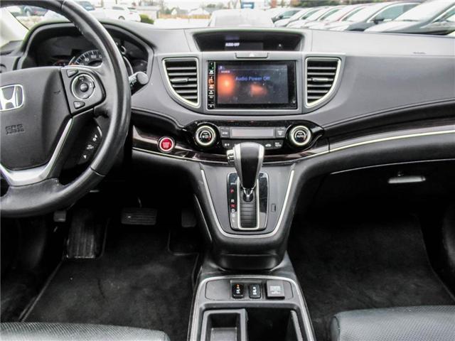 2015 Honda CR-V Touring (Stk: 3304) in Milton - Image 14 of 21
