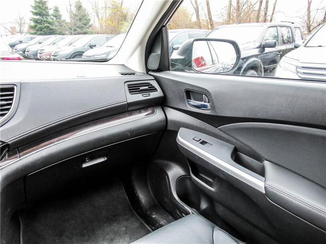 2015 Honda CR-V Touring (Stk: 3304) in Milton - Image 15 of 21