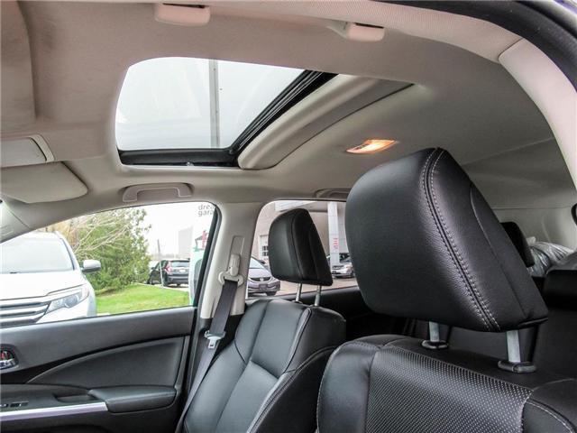 2015 Honda CR-V Touring (Stk: 3304) in Milton - Image 19 of 21