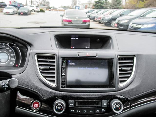 2015 Honda CR-V Touring (Stk: 3304) in Milton - Image 20 of 21
